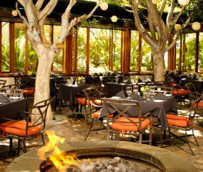 Best Places to Eat in Palm Springs - Spencer's Restaurant