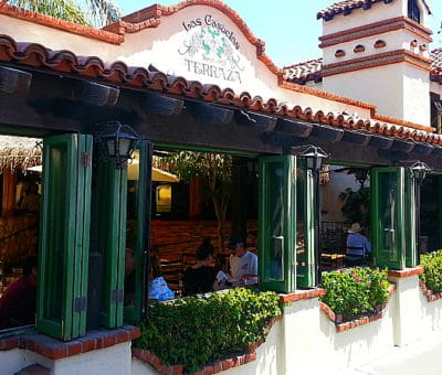 Best Places to Eat in Palm Springs - Las Casuelas Terraza Mexican Restaurant