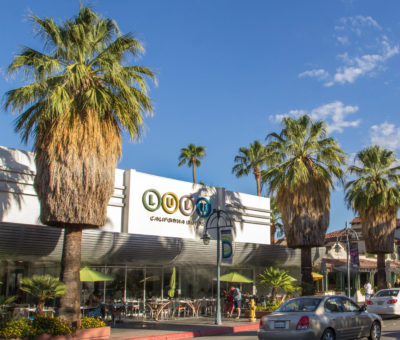 Best Places to Eat in Palm Springs - LuLu California Bistro Restaurant