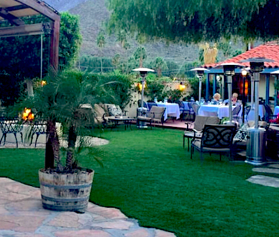 Best Places to Eat in Palm Springs - Copley's Restaurant