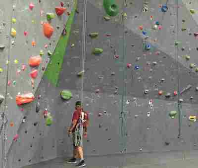 Things to Do in Palm Springs - Desert Rock Indoor Rock Climbing Gym - Active Activities