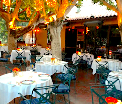 Best Places to Eat in Palm Springs - Le Vallauris Restaurant