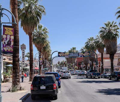 Things to Do in Palm Springs - Palm Canyon Drive