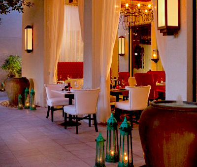 Best Places to Eat in Palm Springs - Trio Restaurant